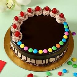 Exotic Chocolate Cream Cake [1kg]