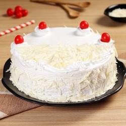 Cherry White Forest Cake [500g]