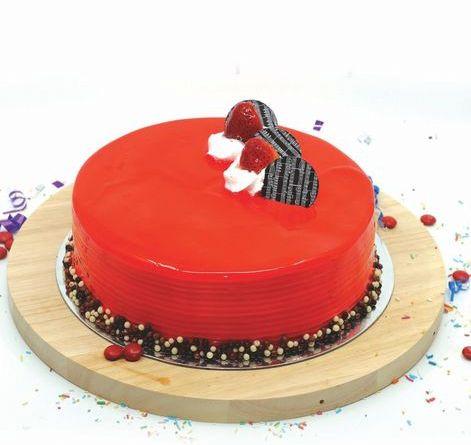 CAKE STRAWBERRY HF D2 (E/G)