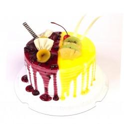 CAKES 2 IN 1 BLUEBERRY N PINEAPPLE D1 (E/G)